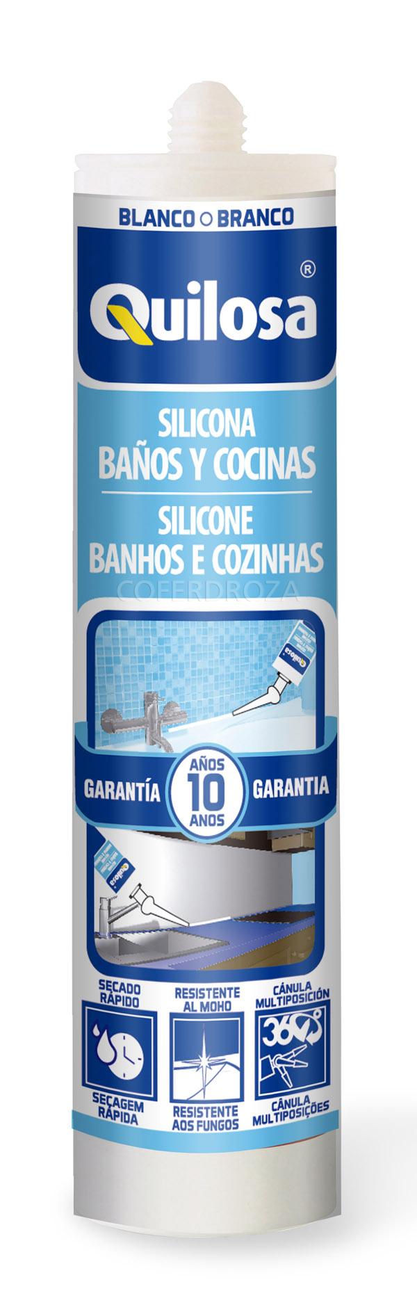 SILICONA SANITARIOS TRASLUCIDA - T043729