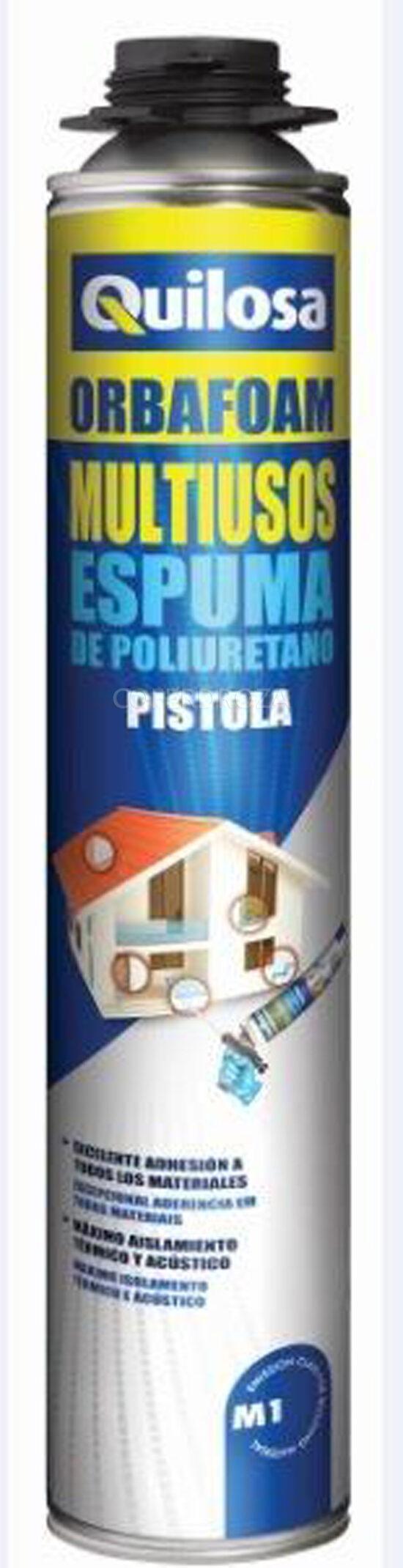 ESPUMA POLIURET PISTOLA - 41533